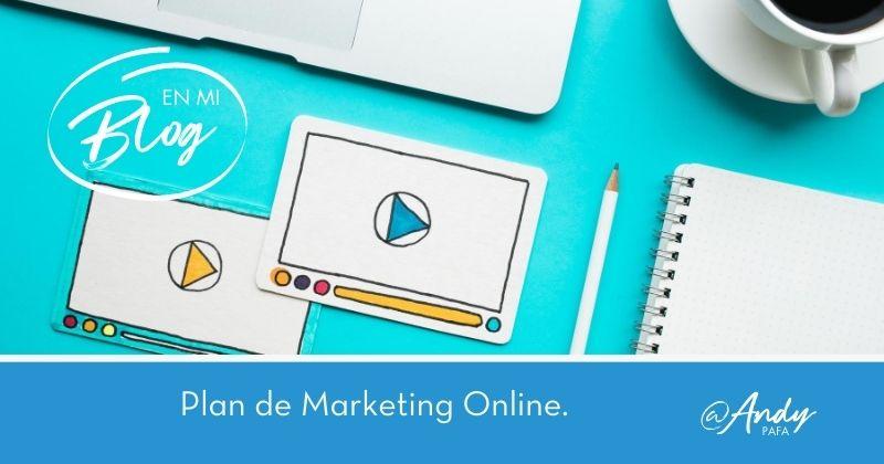 Cómo hacer un Plan de Marketing Online