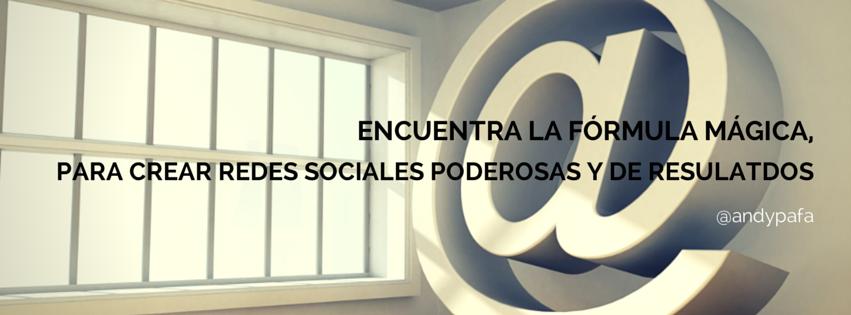 25 Claves de Redes Sociales Exitosas
