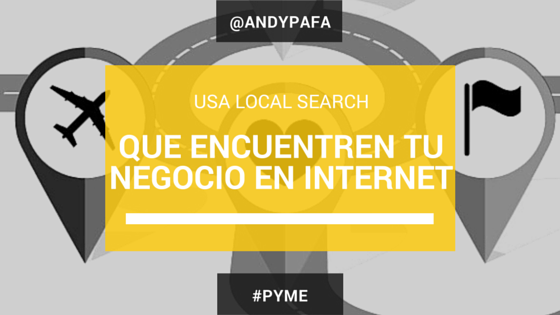 Local Search PYME