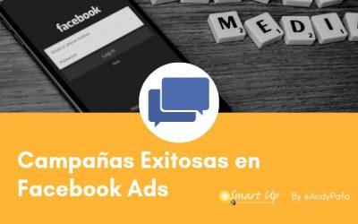 Campañas Exitosas en Facebook Ads [Webinar]