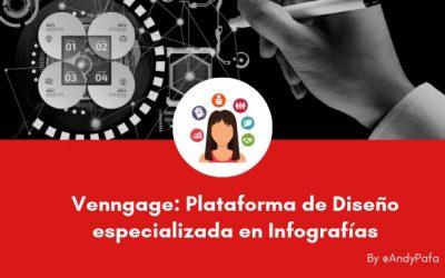 Venngage: Plataforma de Diseño especializada en Infografías