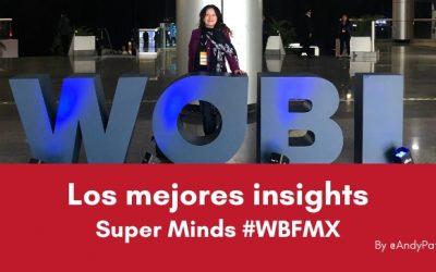 SuperMinds WOBI Business Forum México 2019